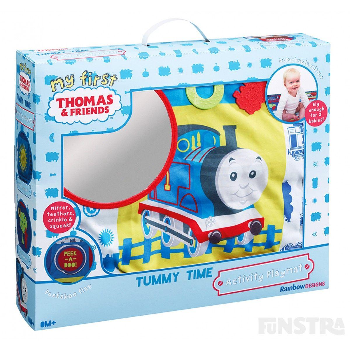 9a25ecb659f My First Thomas Activity Playmat