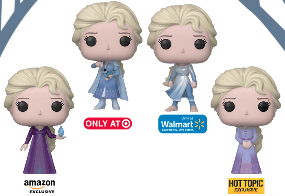 Funko Pop Frozen Checklist Gallery Exclusives List Variants Guide Info Funko Pop Disney Funko Pop Dolls Funko Pop Anime