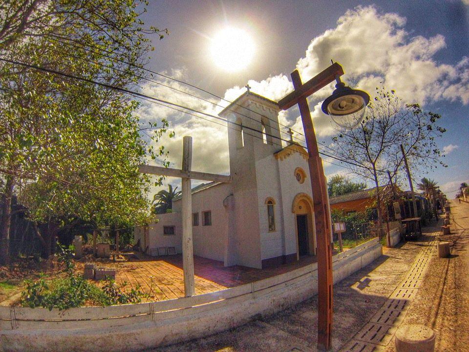 Igreja em La Pedrera
