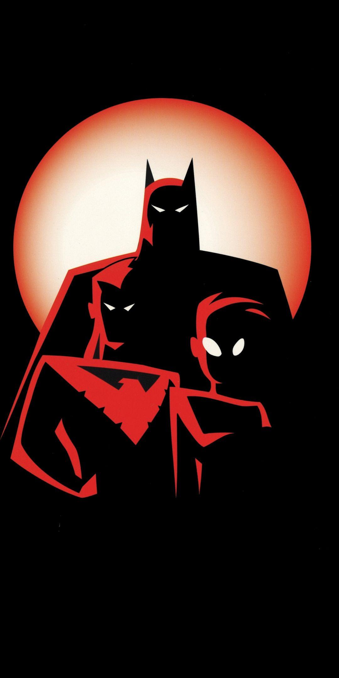 The New Batman Adventures Minimal Tv Series 1080x2160