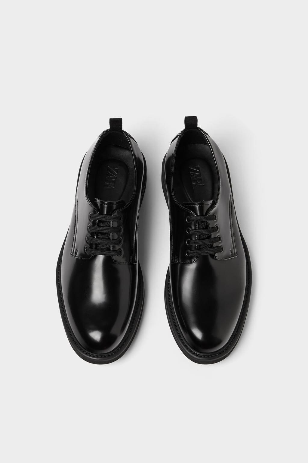 Black Shoes Zara Light View All Shoes Man Zara Indonesia Gentleman Shoes Mens Black Dress Shoes Dress Shoes Men [ 1536 x 1024 Pixel ]