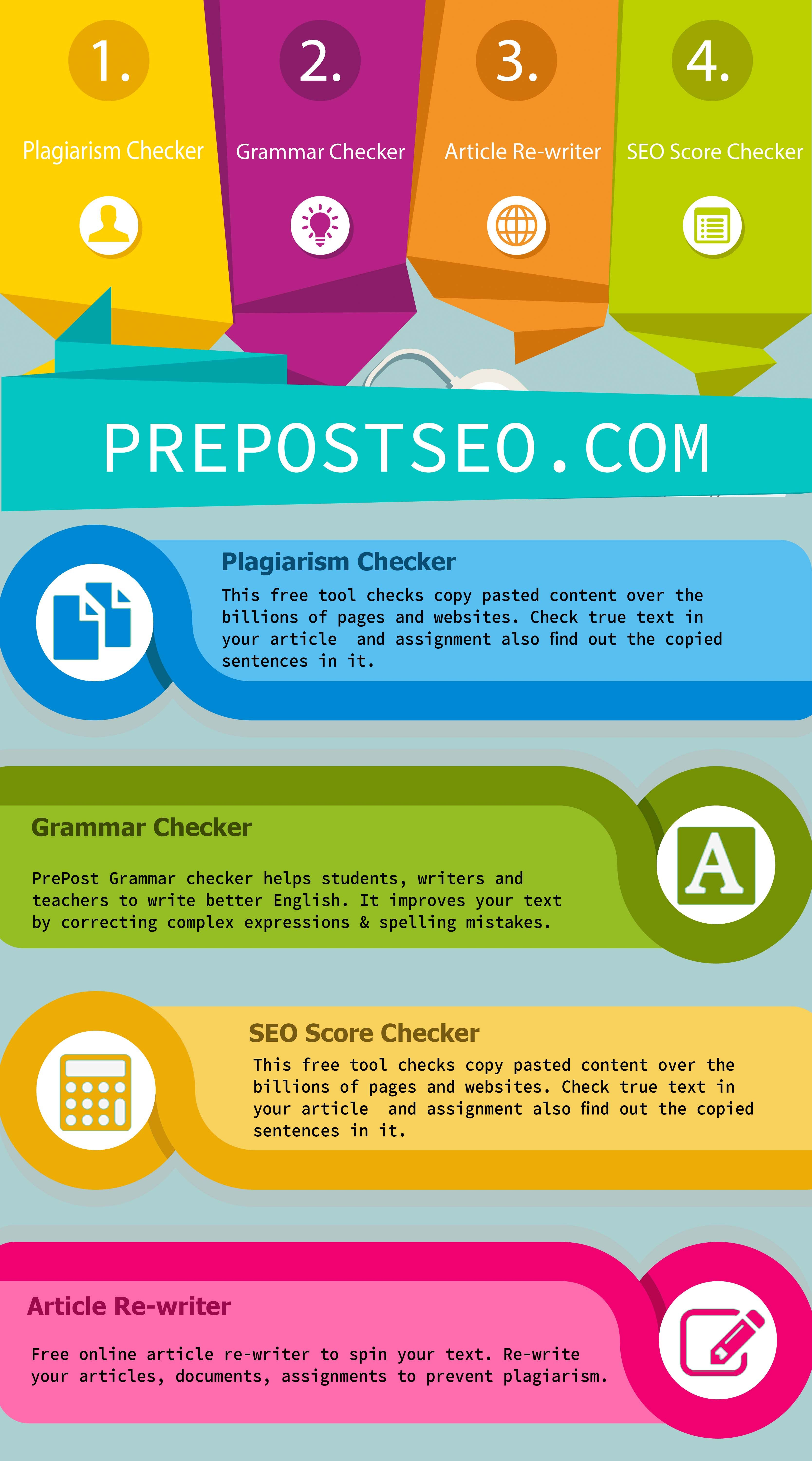 prepostseo is a seo software which contains many tools