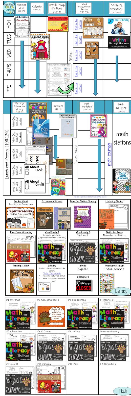 Owl Kindergarten Lesson Plans  Kindergarten Owls Kindergarten