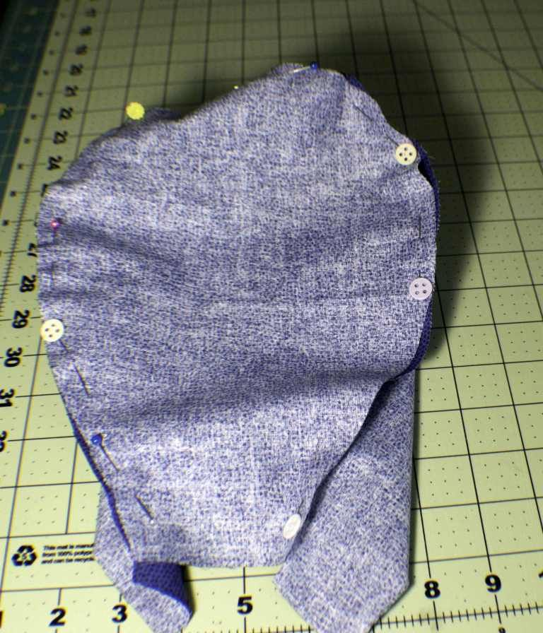 How to Make a Reversible Chemo Cap in 2020 Scrub hat