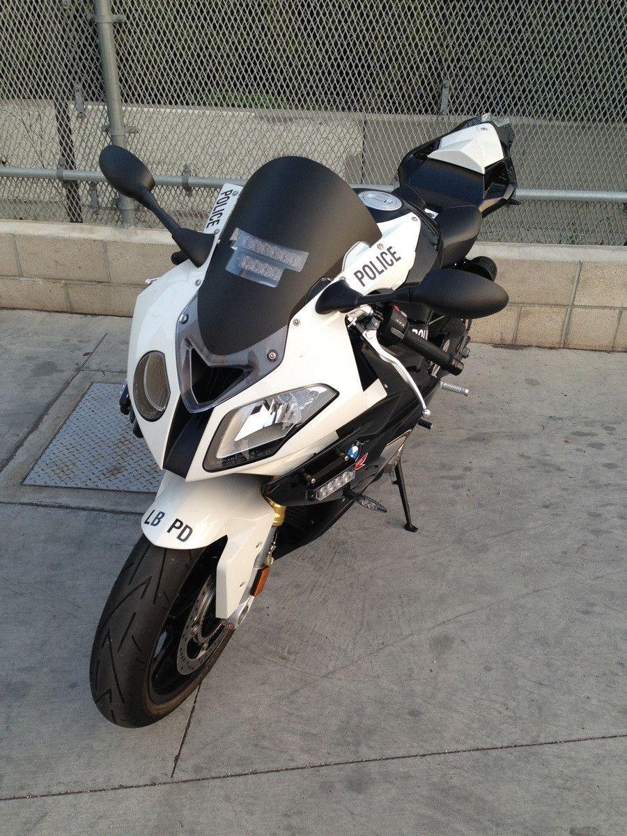 Long Beach Police Bmw S1000rr