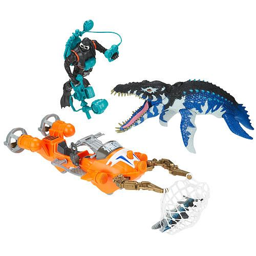 Toys R Us Animals : Animal planet deep sea adventure playset liopleurodon