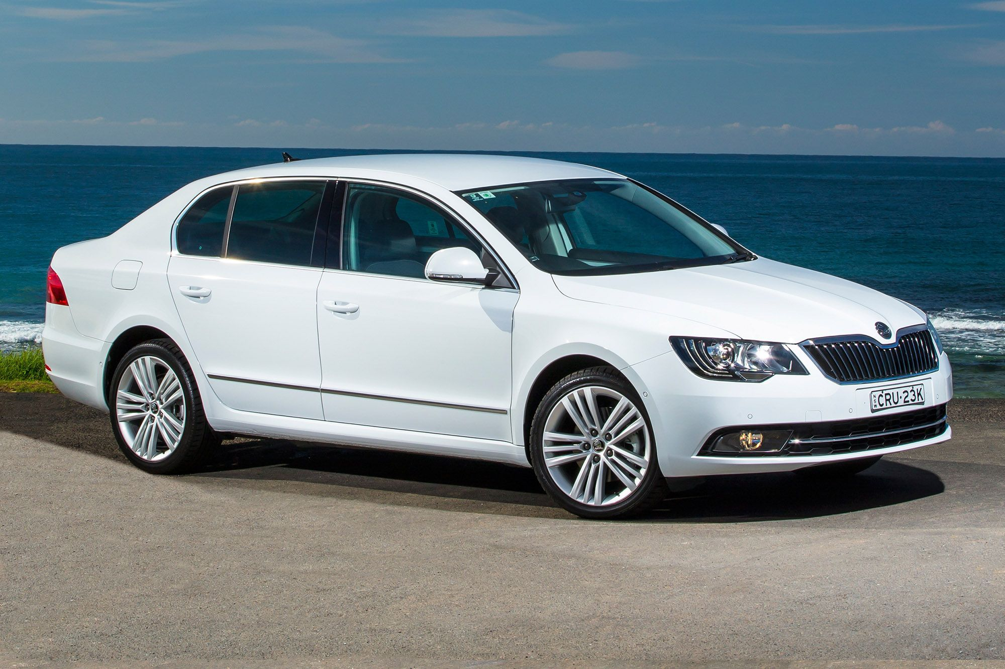 2014 Skoda Superb Pricing And Specifications Skoda Superb Skoda