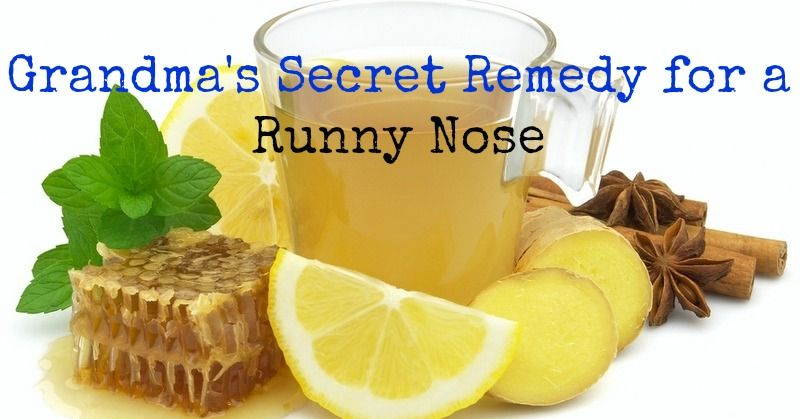 How To Get Relief From Cold And Running Nose
