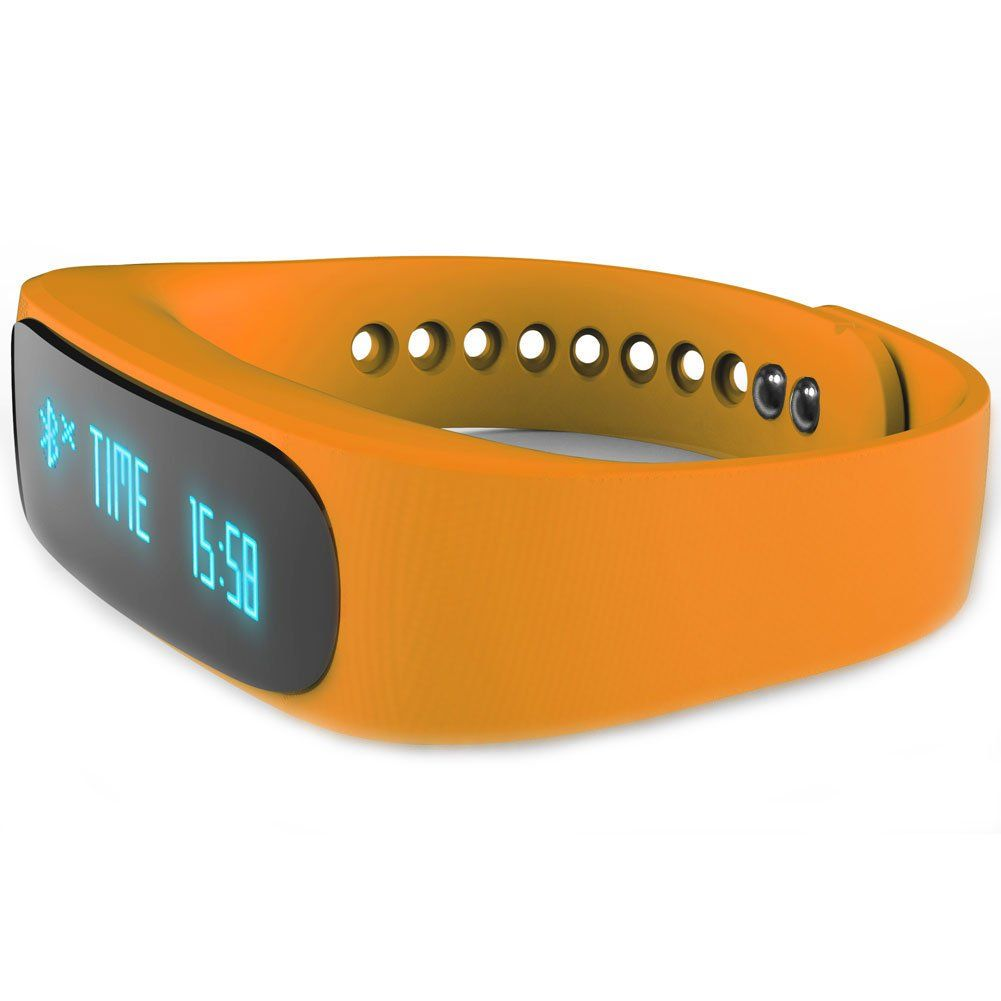 HopCentury Bluetooth Smart Waterproof Watch Bracelet IP67
