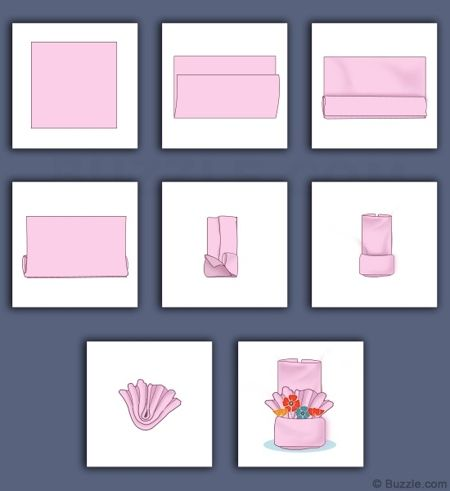 Bathroom Towel Folding Ideas | Decorative Towel Folding Ideas You Ll Surely Want To Try