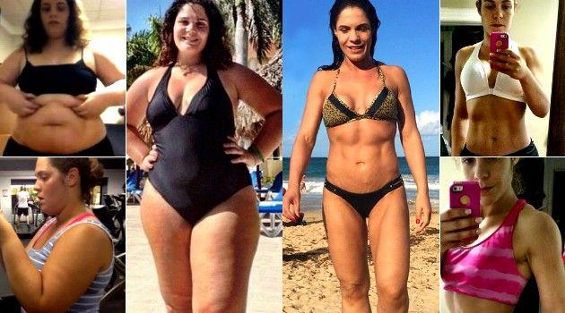 Blogueira Emagrece 56kg E Elimina Gordura Das Coxas E Bracos Sem
