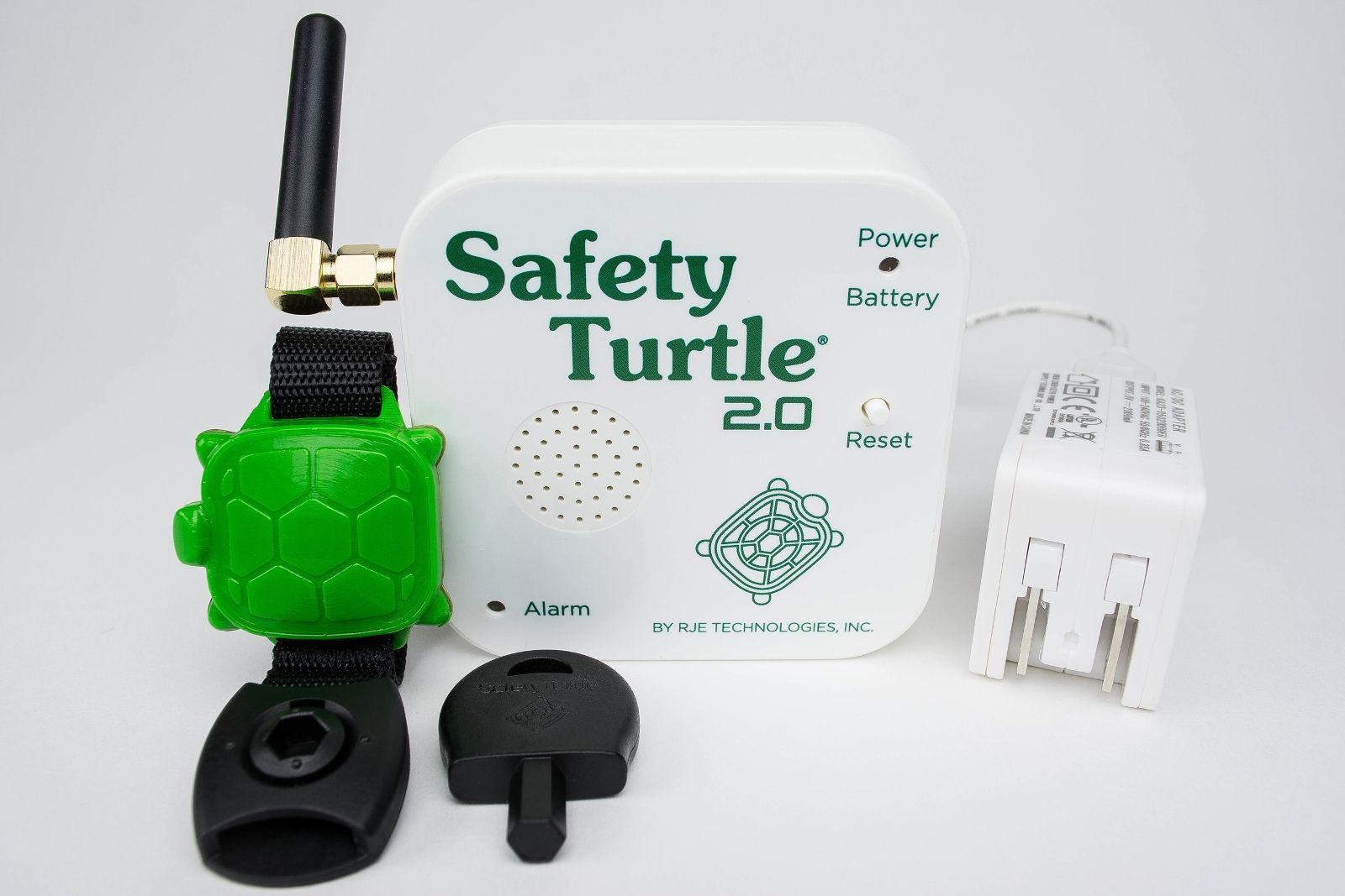 New Safety Turtle 2.0 Pool Alarm FAQs Pool alarms