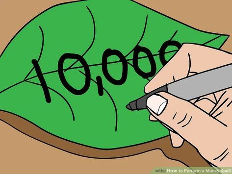 How to Perform a Money Spell