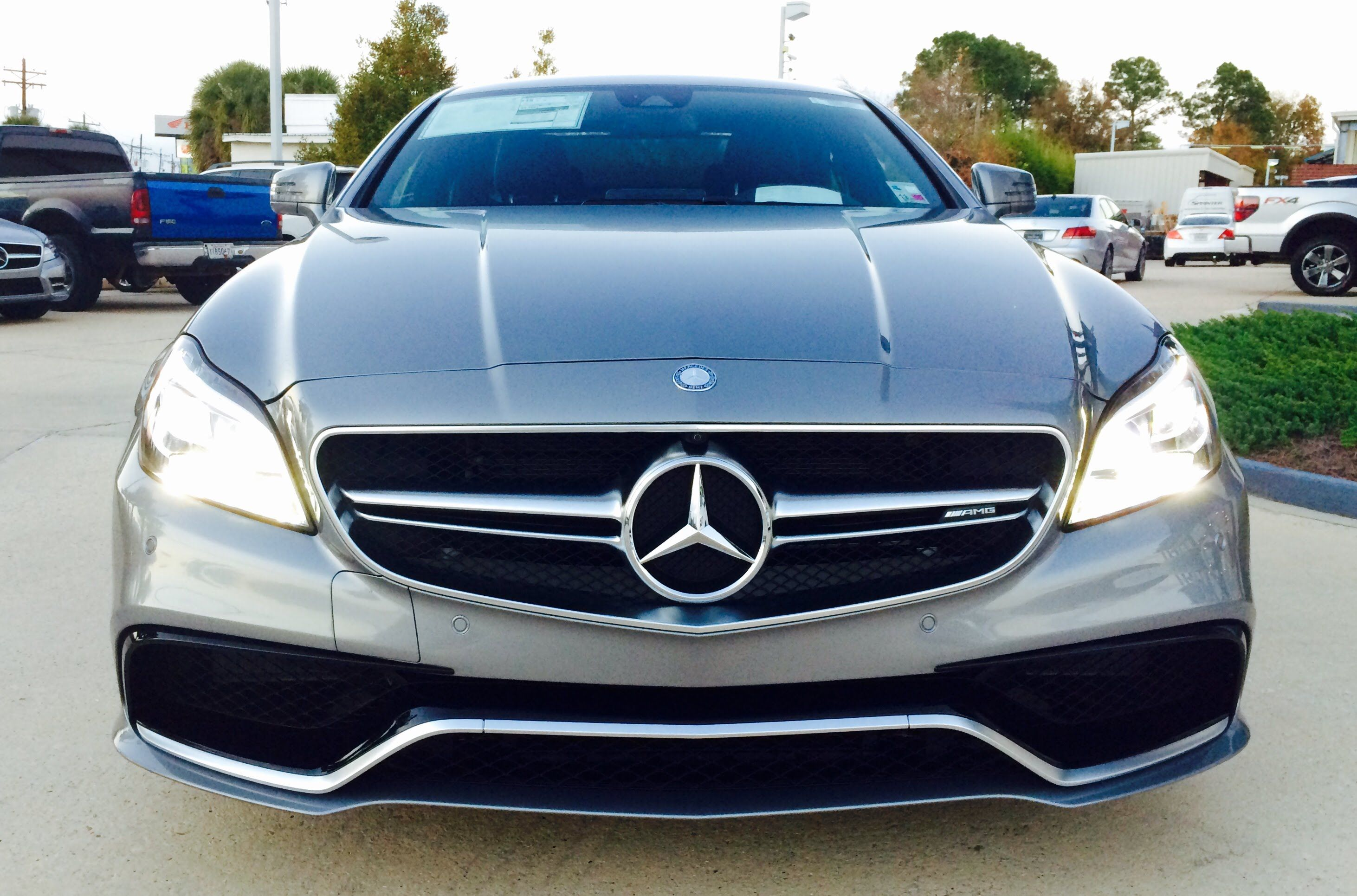2016 2015 Mercedes Benz Cls63 Amg S Model 4 Matic Coupe Cls Class