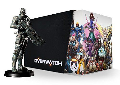 Overwatch Collector S Edition Playstation 4 With Images