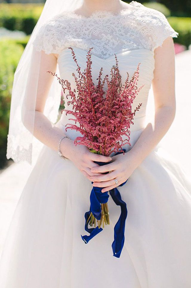 17 Ideas For A Non Traditional Bridal Bouquet Nontraditional