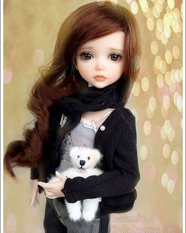 Pin by نازیہ صدیقی on beautiful dolls Pretty dolls