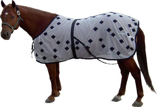 Professional/'s Choice Magnetic Therapeutic Horse Blanket Sheet