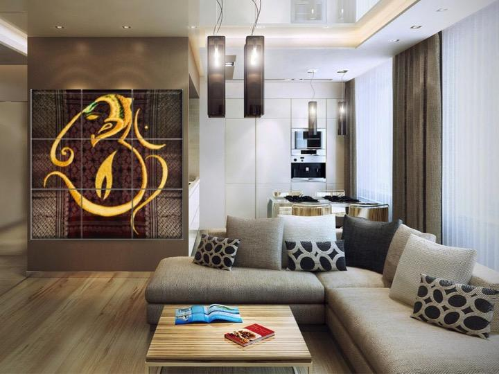 10+ Stunning Wall Decorations For Living Room India