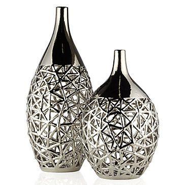 Spun Vase Urban Modernist Stylish Home Decor Home