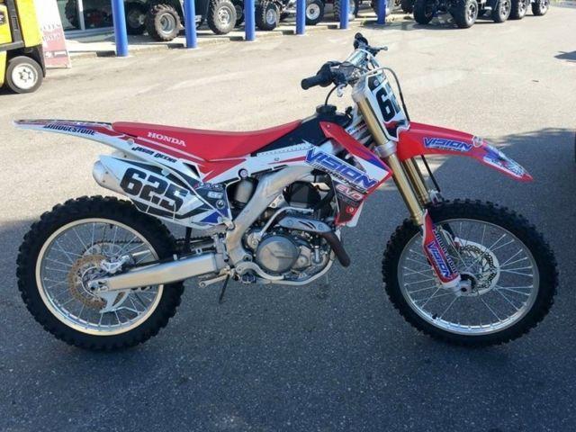 2014 Honda Crf450r Dirt Bikes Motocross Delta Surrey Langley Kijiji Dirt Bike Shop Motocross Bike