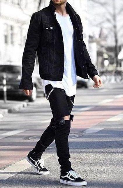 – Erkek moda