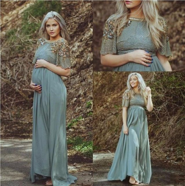 Arabic Pregnant Evening Dress 2016 Formal Turkish Islamic Muslim Evening Gowns For We Maternity Evening Dress Dresses For Pregnant Women Pregnant Wedding Dress