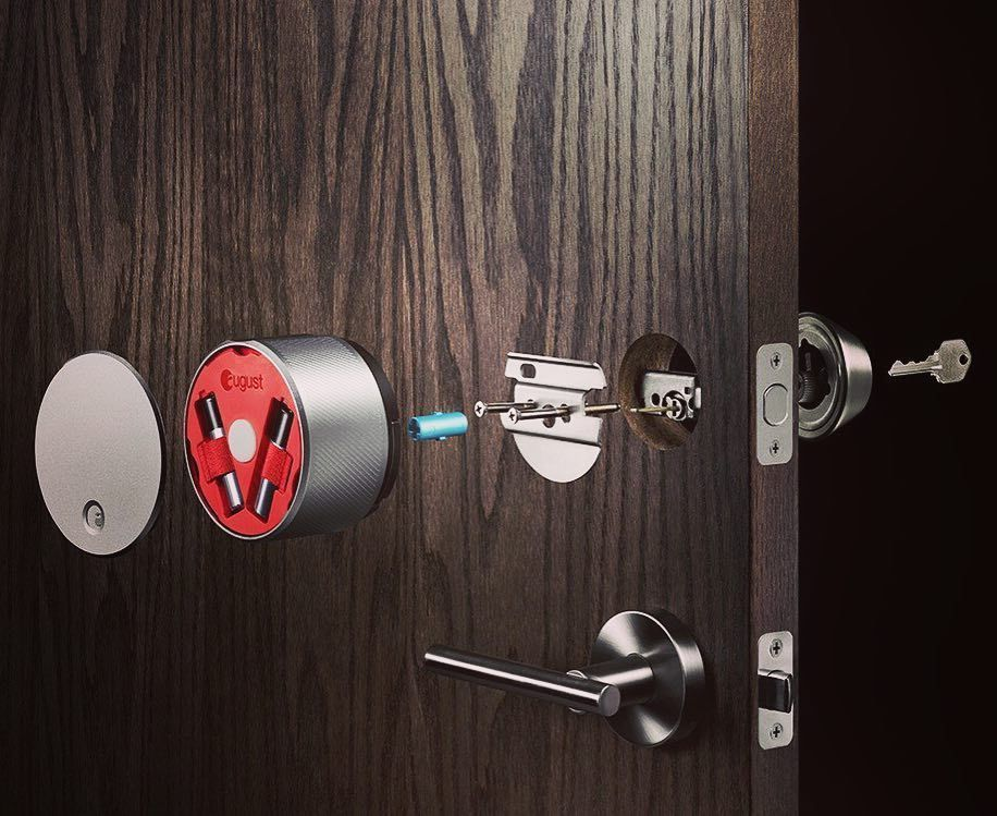 Don't miss this one by appliancefriend #homedesign #contratahotel (o) http://ift.tt/1UULyXM can't have a smart home without a smart lock! Check out the Top Smart Locks for Your Home on http://ift.tt/1NrqQgg