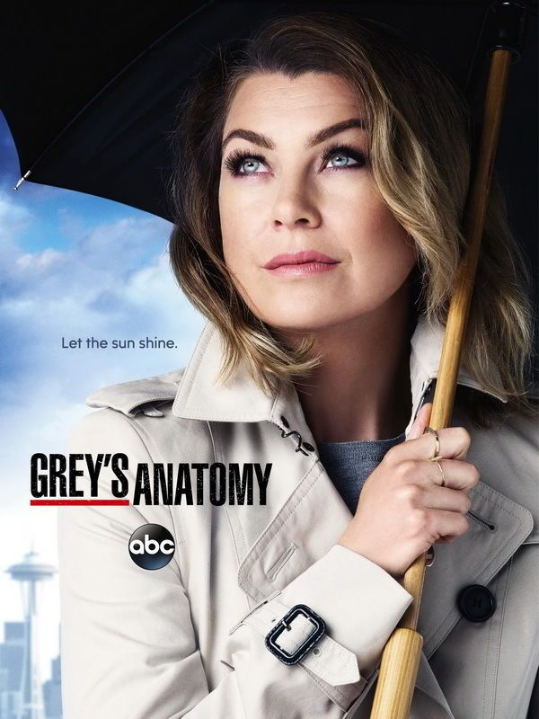 999 Aud 298 Hot Movie Tv Shows Greys Anatomy 24x32 Poster