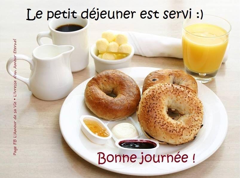 Souvent Le petit déjeuner est servi :) Bonne journée! #bonnejournee petit  QZ35