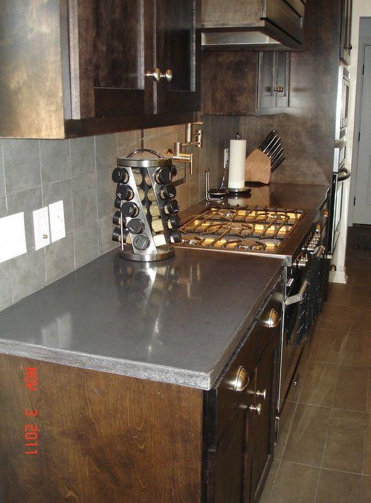 Good Concrete Countertops Lincoln NE