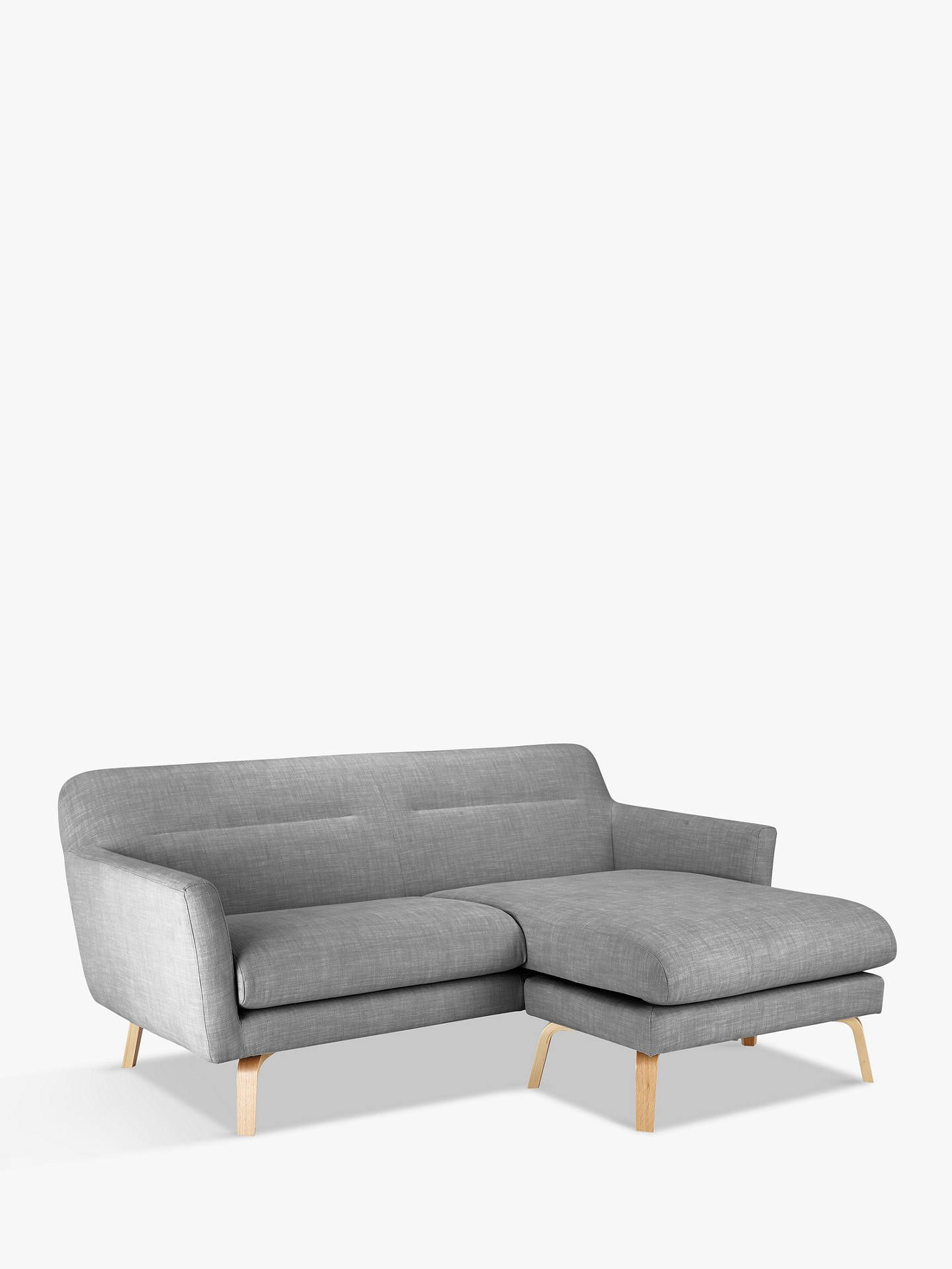 Designer Sofas John Lewis House By John Lewis Archie Ii Chaise End Unit In 2019 Lounge