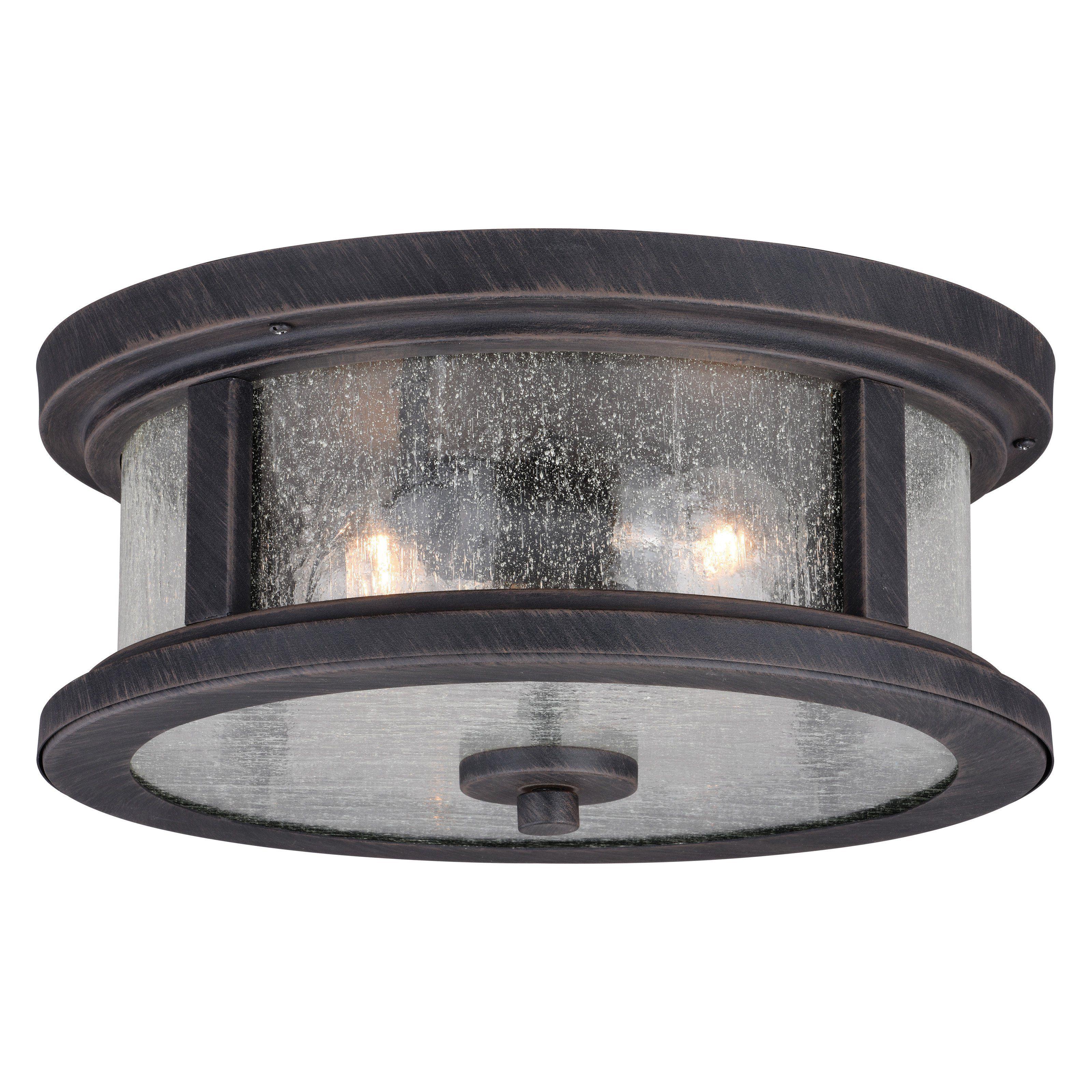 Vaxcel Cumberland T0290 Outdoor Flush Mount Light Outdoor Ceiling Lights Outdoor Flush Mounts Flush Mount Lighting