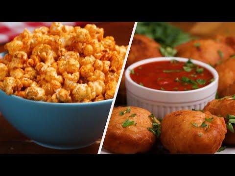 11 Binge-Worthy Movie Night Snacks • Tasty