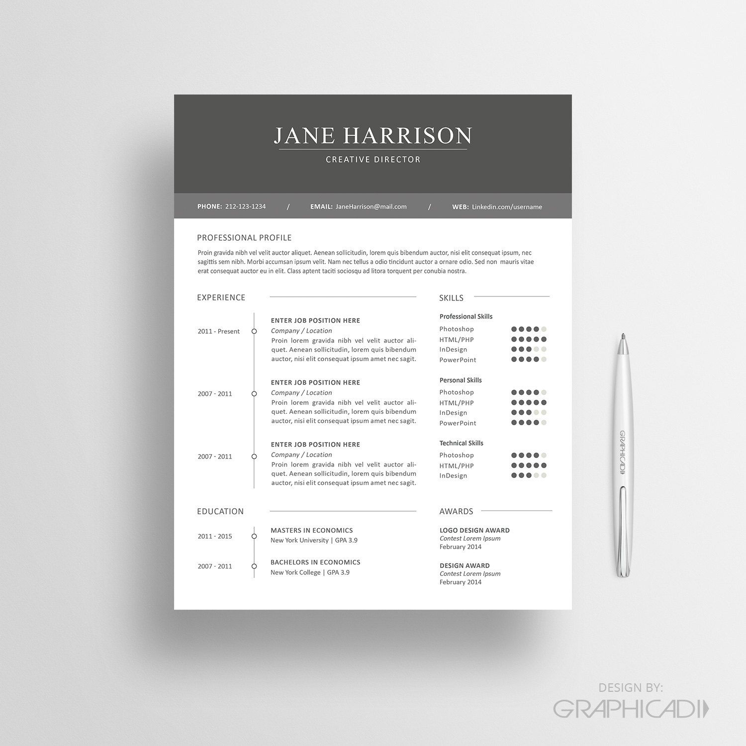 Resume Template Cover Letter Template For Ms Word Cover Letter For Resume Best Resume Template Resume Templates