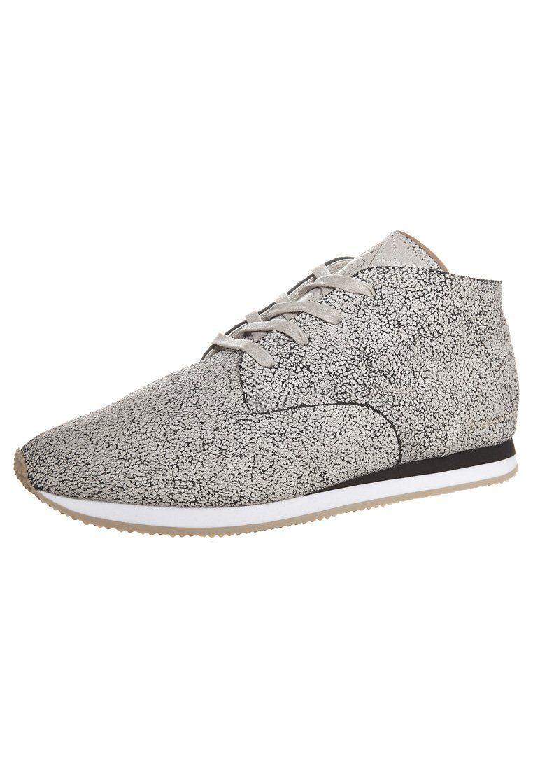 Eleven Paris - RUNCRACK - Sneakers high - grå