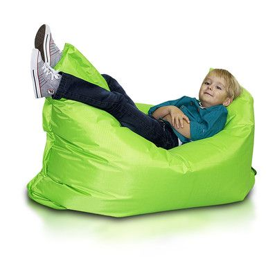 Bean Bag Chair Color Neon Green