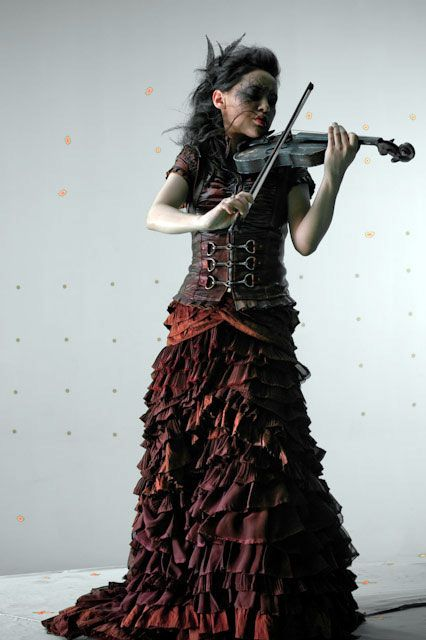Lucia Micarelli, violinist
