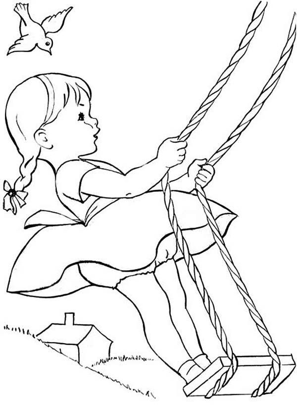 Coloring Page For Kids To Print 045 Vintage Coloring Books Coloring Pages Coloring Pages For Kids