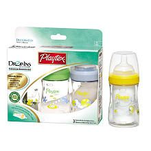 Playtex Drop-Ins Bottles -4 oz and 8oz   Bpa free baby ...
