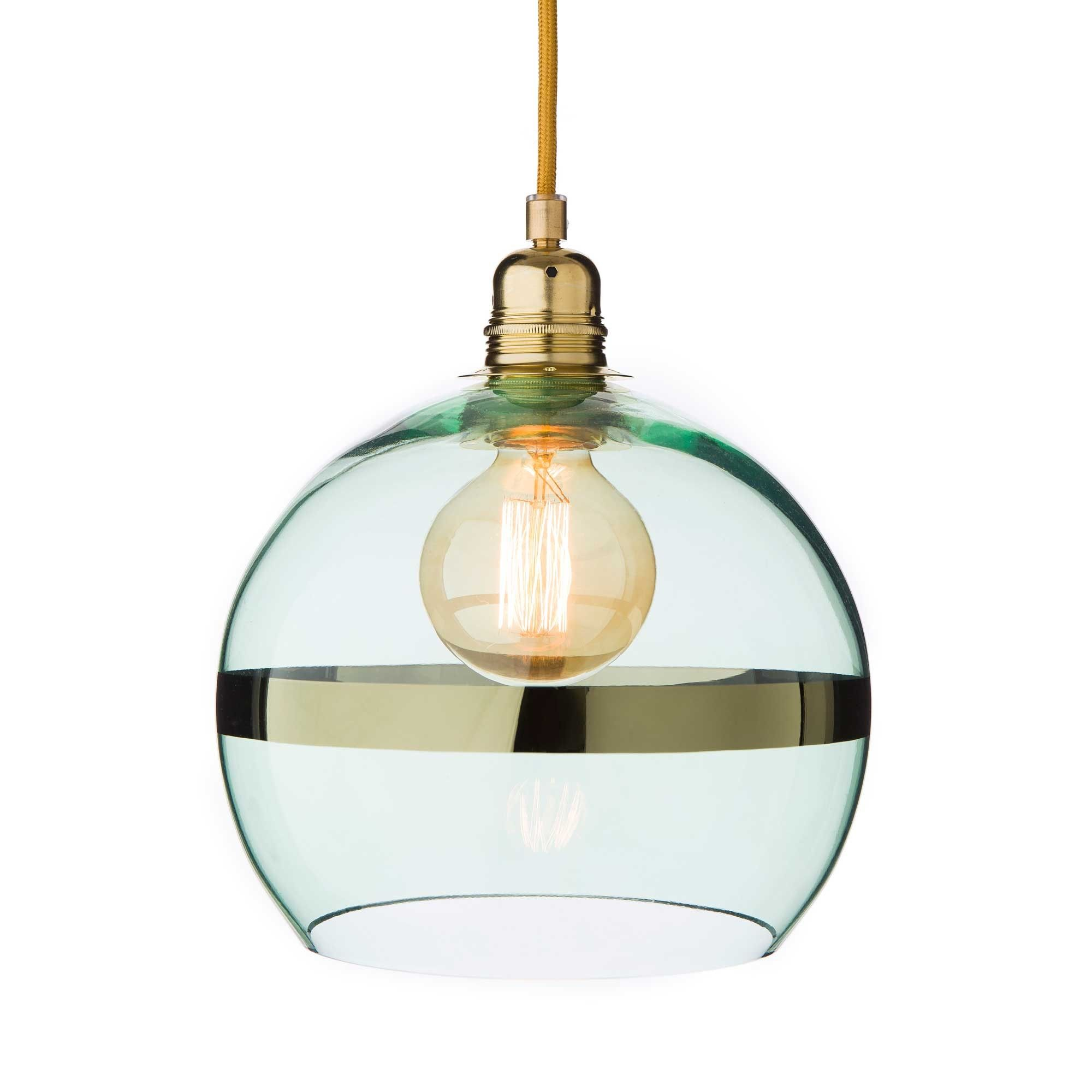 Puristisch und detailverliebt ist unsere Hängelampe Giveij, die aus Glas und…