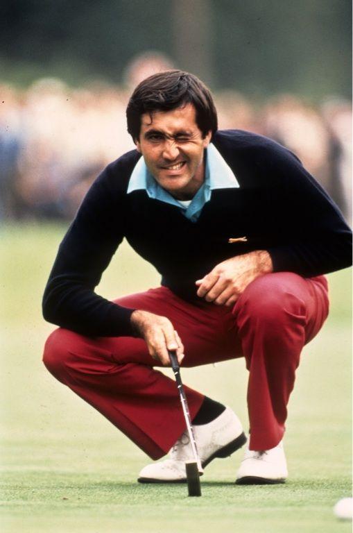 Seve, #golf #Seve,                          http://tripcaddy.es/