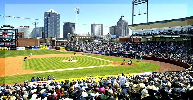 Greensboro Grasshoppers Newbridge Bank Park Travel And Tourism Professional Sports Baseball Stadium