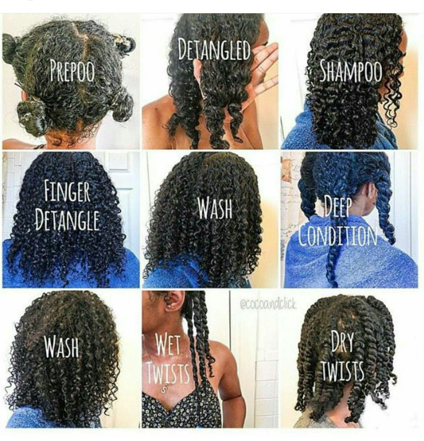 This Looks Like This Will Help Me Maintain My Curly Mane Natural