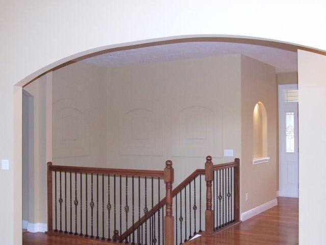 open basement steps google search house plans pinterest open basement stairs open. Black Bedroom Furniture Sets. Home Design Ideas