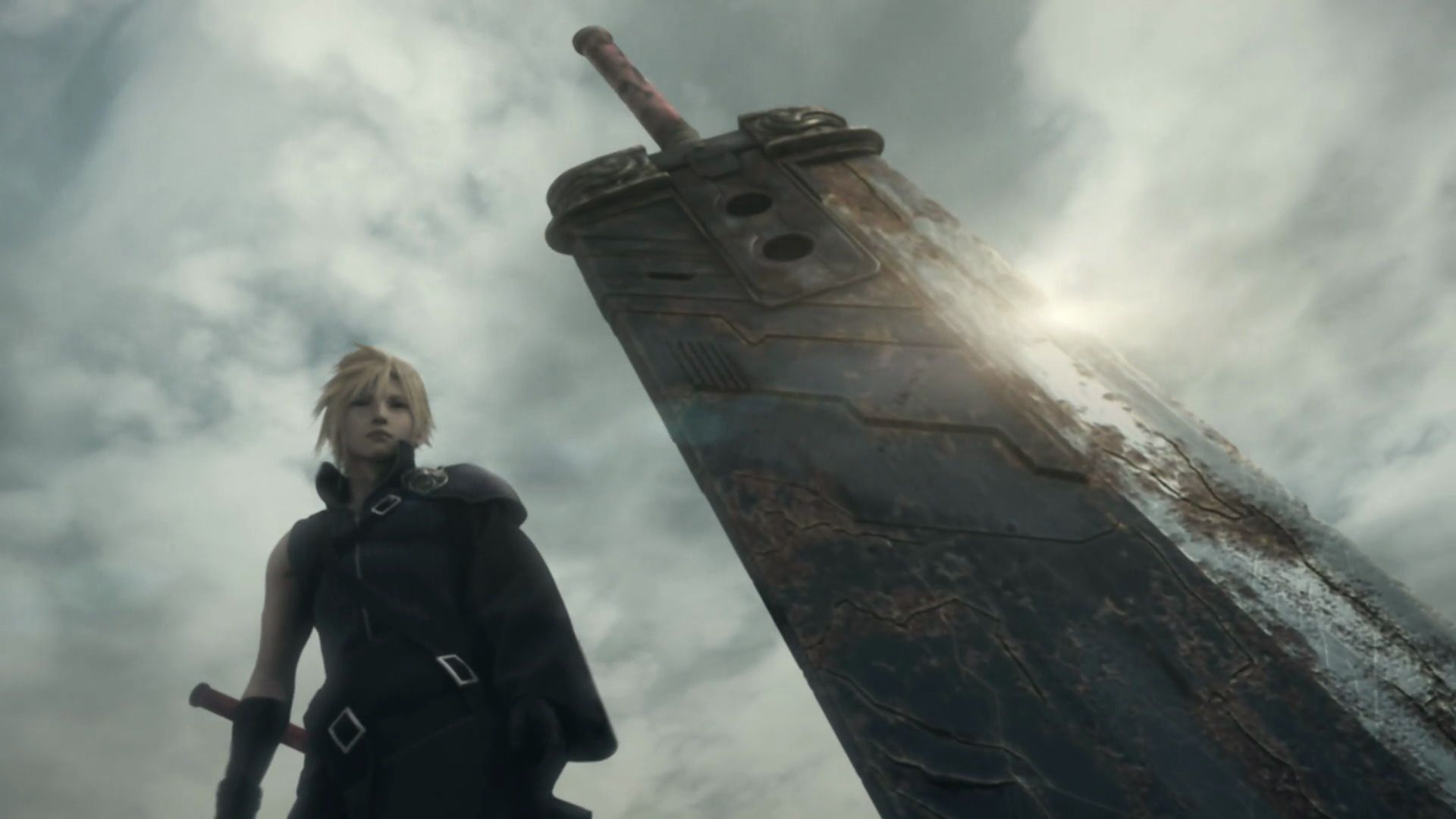 Final Fantasy Vii Cloud Strife Wallpapers Hd Download