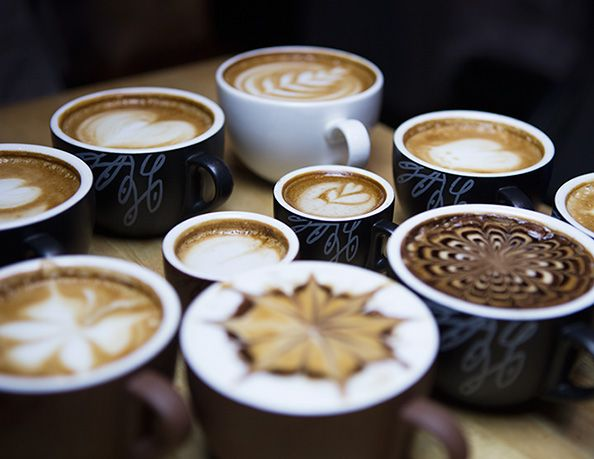 Is there anything better on a freezing winter day than a delicious latte? Yes! A delicious latte topped with beautiful foam art. If you're playing hostess this holiday season, a pretty foam heart on top of a good cup of coffee is an easy, extra-special way to impress your guests. To learn how to do…