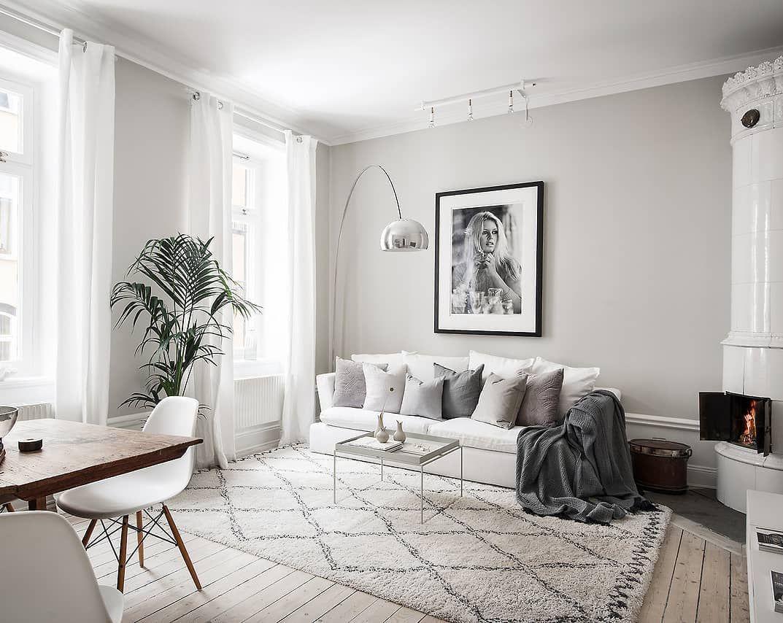 Astrid The Nordroom On Instagram Serene Scandi Style Living Room Via Living Room Scandinavian Modern Furniture Living Room Scandinavian Design Living Room #scandi #modern #living #room