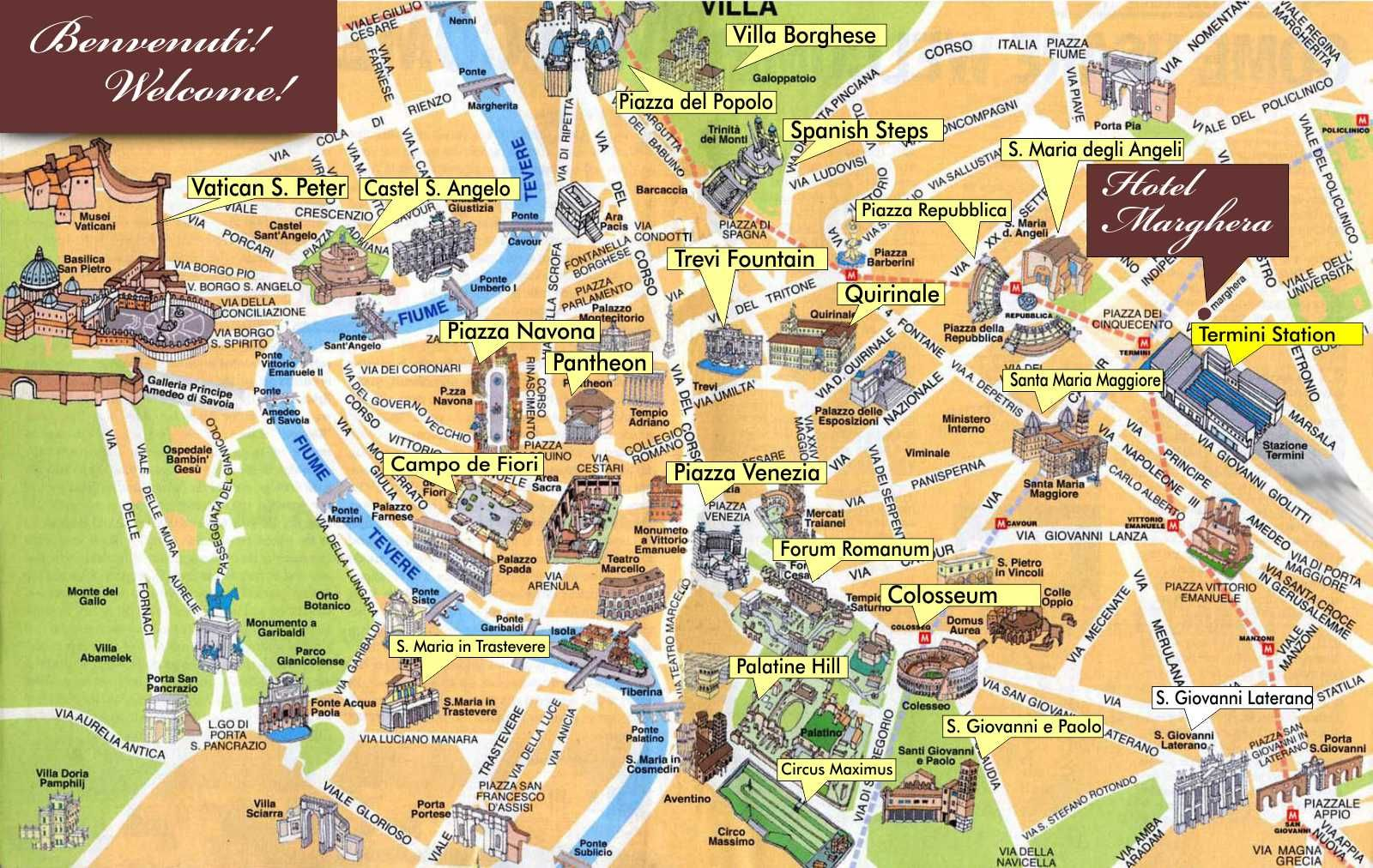 Rome Map Google Keres 233 S Rome Pinterest Rome Rome Map And Rome Italy