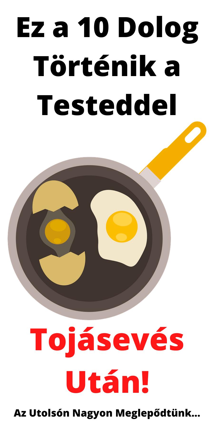 A tojásos ételek meglepően egészséges hatása.. - 10..